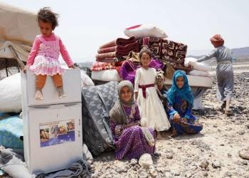 مأرب.. المعارك تجبر 10 آلاف شخص على النزوح خلال سبتمبر