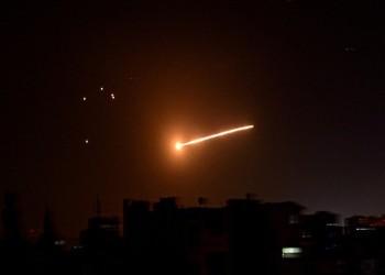 أصاب 6.. قصف إسرائيلي يستهدف ميليشيا إيرانية بسوريا