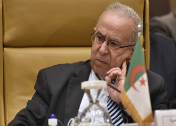 لعمامرة: الجزائر تتعرض لحملة عدائية تستهدف أمنها القومي