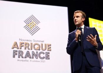 ناشطة مالية تحرج ماكرون: لولا الأفارقة لما كانت فرنسا موجودة اليوم