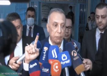 فتح مراكز الاقتراع في العراق.. والكاظمي يحث على المشاركة بكثافة