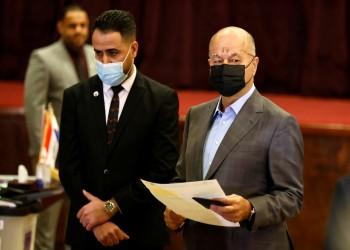 قادة عراقيون يدلون بأصواتهم في الانتخابات لتشجيع المواطنين على المشاركة
