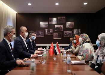 جاويش أوغلو يتعهد بمواصلة تركيا دعمها للسودان