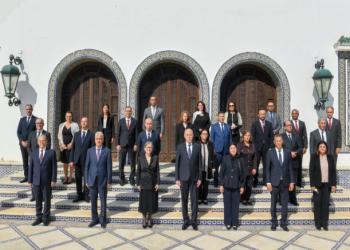 قيس سعيد يتعهد بمواصلة التدابير الاستئثنائية ويتحدث عن خطر في البرلمان