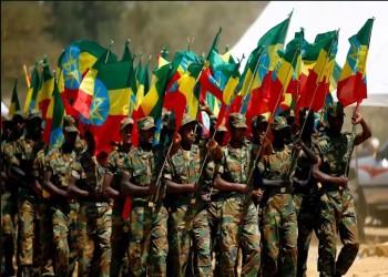 بمساندة قوات خاصة في أمهرة.. الجيش الإثيوبي يبدأ هجوما بريا ضد قوات تيجراي
