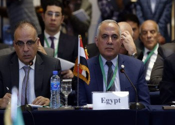 مصر: تلقينا اتصالات دولية لحل أزمة سد النهضة لكنها دون طموحاتنا