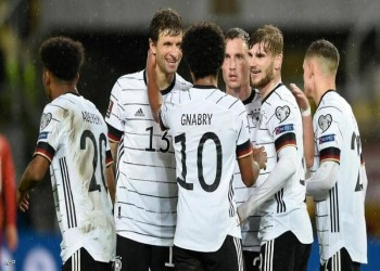 ألمانيا أول المتأهلين إلى نهائيات مونديال قطر 2022