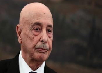 عقيلة صالح ينهي زيارة للجزائر لبحث ترشحه لرئاسة ليبيا