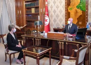تبون يهنئ سعيد بمناسبة تشكيل الحكومة التونسية الجديدة