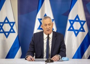 جانتس: اتفاقيات إبراهيم منعت إسرائيل من ضم أراض فلسطينية بالضفة الغربية