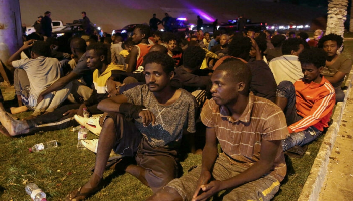 تحذيرات أممية من المساس بألف امرأة وطفل بمراكز احتجاز في ليبيا