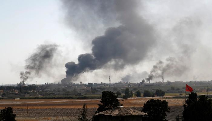أنقرة تحمل واشنطن وموسكو مسؤولية الهجمات من سوريا على تركيا