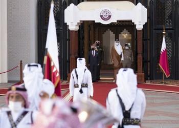 ملك الأردن: أتطلع لمواصلة بناء العلاقات الوثيقة مع قطر