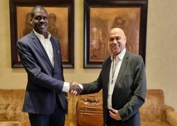 الخارجية السودانية تنفي علاقاتها بلقائي وزير العدل مسؤولين إسرائيليين في دبي