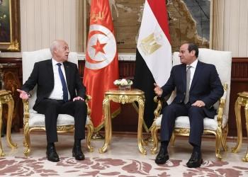 السيسي يهنئ سعيد بتشكيل الحكومة التونسية ويؤكد دعمه لاستقرار البلاد