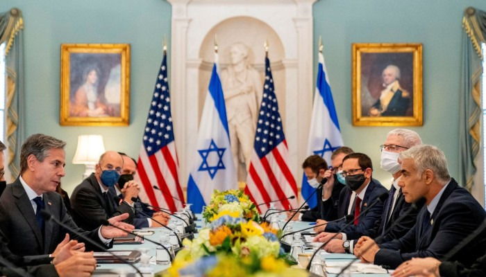 بلينكن: أمريكا ستمضي قدما لإعادة فتح قنصلية في القدس