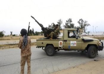 """لجنة """"5+5"""" تكشف تفاصيل خطة إخراج القوات الأجنبية من ليبيا"""