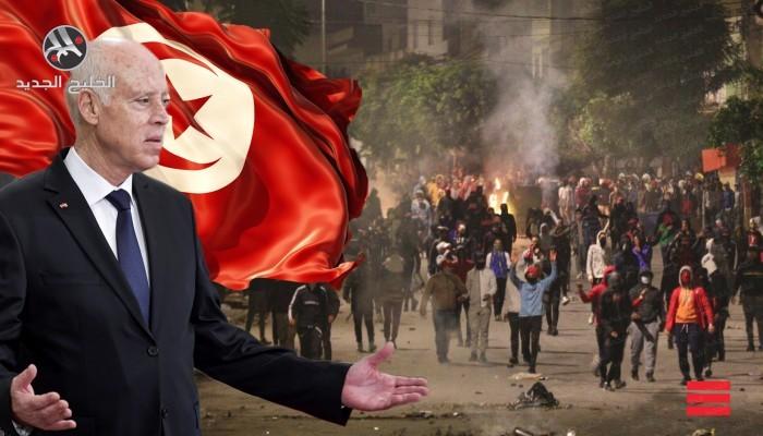 نواب تونسيون يقاضون قيس سعيد بعد حرمانهم من رواتبهم