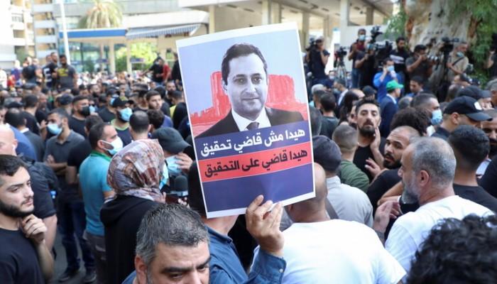 """بيروت على صفيح ساخن.. 66 قتيلا وجريحا بإطلاق نار على متظاهرين لـ""""حزب الله"""" و""""أمل"""""""
