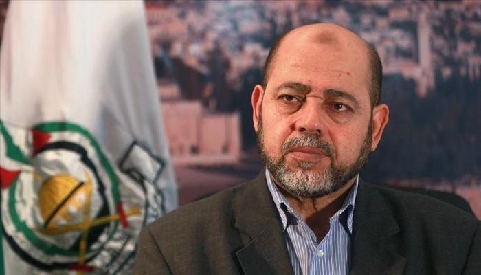 """""""أبومرزوق"""" يكشف تفاصيل لقاءات حماس مع المخابرات المصرية وصفقة الأسرى"""