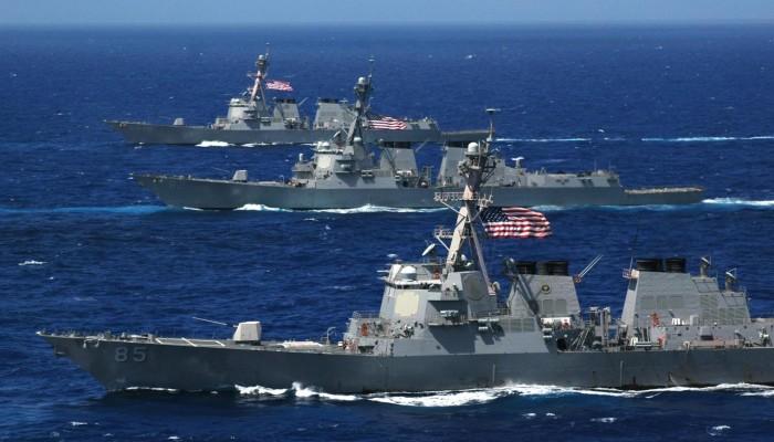 فورين بوليسي: هكذا تحسم القوة البحرية الصراع على القيادة العالمية