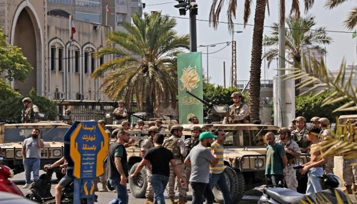 أحداث بيروت.. اتهامات متبادلة بين حزب الله والقوات اللبنانبية
