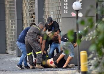 رئيس لبنان يعتبر اشتباكات بيروت غير مقبولة.. والحريري يشببها بالحرب الأهلية