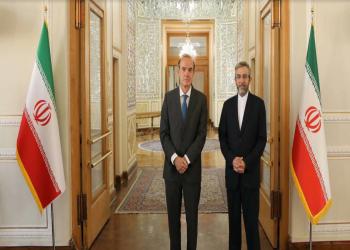 محادثات أوروبية إيرانية حول الملف النووي في طهران
