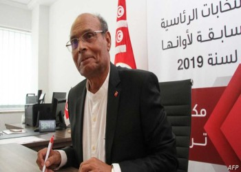 علق على سحب جواز سفره.. المرزوقي: لا أعترف بقيس سعيد رئيسا لتونس