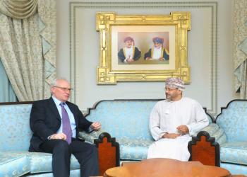 مباحثات عمانية أمريكية لإنهاء الحرب في اليمن