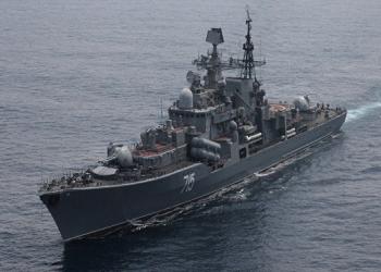 الدفاع الروسية: أوقفنا مدمرة أمريكية حاولت انتهاك حدود البلاد