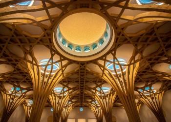 مسجد كامبردج يفوز بالترشيح لأكبر جائزة معمارية في بريطانيا (فيديو)