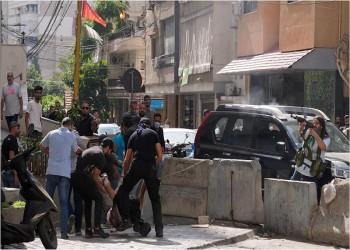 لبنان.. توقيف 19 متورطا في اشتباكات بيروت الدامية