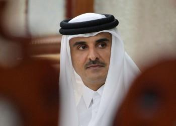 أمير قطر يعزي جونسون بوفاة رئيس جمعية الصداقة القطرية البريطانية