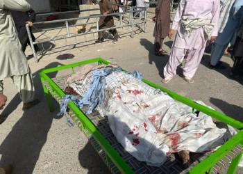 أفغانستان.. تنظيم الدولة يعلن مسؤوليته عن تفجير مسجد قندهار