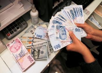 9.28 مقابل الدولار.. هبوط قياسي جديد لليرة التركية