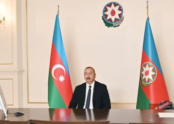 رئيس أذربيجان: أرمينيا وإيران كانتا تهربان المخدرات عبر أراضينا المحتلة