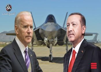 """صفقة """"إف-16"""".. أردوغان يقدم الاختبار الأخير لبايدن قبل الافتراق النهائي"""