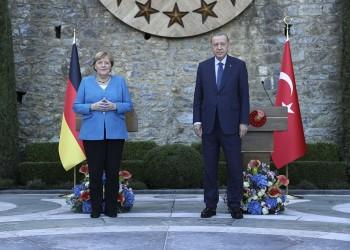 في زيارة وداعية.. أنجيلا ميركل لأردوغان: الحكومة المقبلة ستراعي مصالحنا المشتركة