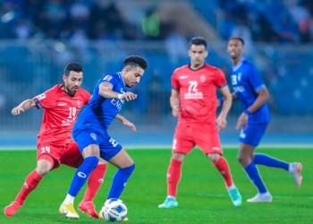 الهلال السعودي إلى نصف نهائي دوري أبطال آسيا على حساب بيرسيبوليس الإيراني (صور)