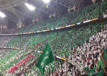 السعودية تسمح بحضور الجماهير في الملاعب بنسبة 100%