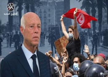 قيس سعيّد يفتح المعركة ضد المجتمع الدولي