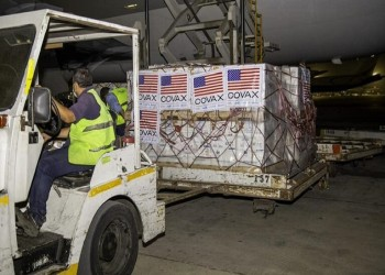 أمريكا تسلم مصر 1.6 ملايين جرعة من لقاح فايزر