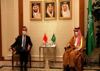 وزيرا خارجية السعودية والصين يبحثان التطورات الإقليمية والدولية
