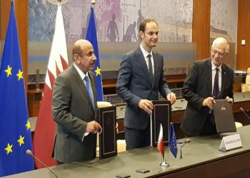 قطر والاتحاد الأوروبي يوقعان اتفاقية شاملة للنقل الجوي