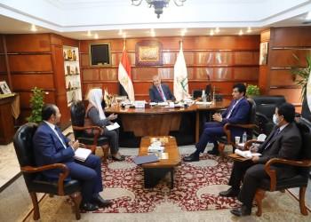 وزير القوى العاملة المصري يستقبل السفير القطري.. ماذا وراء اللقاء؟