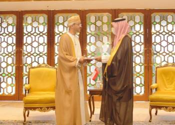 سلطان عمان يبعث برسالة خطية للملك سلمان