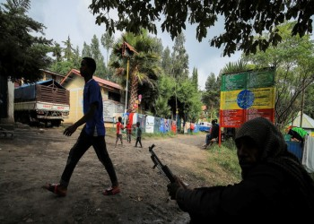 جبهة تحرير تيجراي تؤكد سقوط مدنيين في غارات جوية.. وحكومة إثيوبيا: أكاذيب