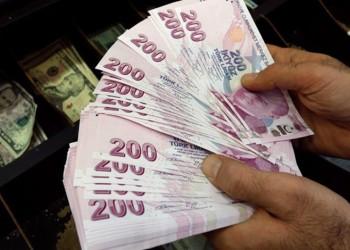 هبوط قياسي جديد.. الليرة التركية تنخفض لـ 9.35 مقابل الدولار