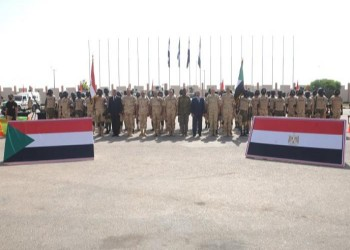 """للمرة الأولى.. الجيشان المصري والسوداني يطلقان """"حارس الجنوب"""""""